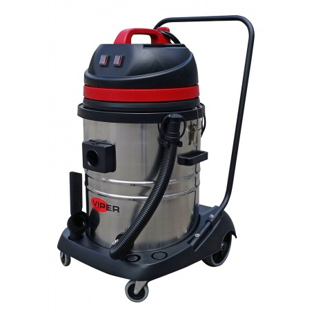 Viper LSU 255 - Commercial Wet & Dry Vacuum Cleaner