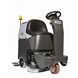 Nilfisk BR652/752 – Sit-On Floor Scrubber Drier