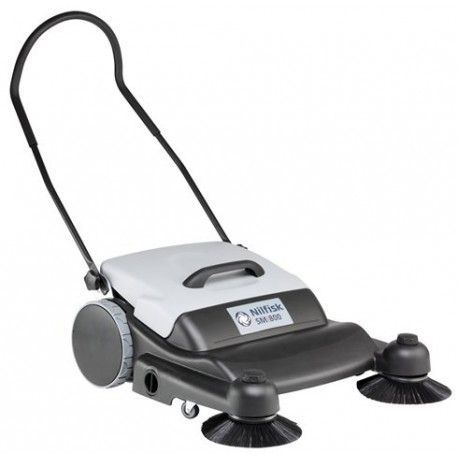 Nilfisk SM800 – Manual Push Sweeper