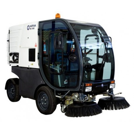 Nilfisk RS501 – Municipal Road Sweeper