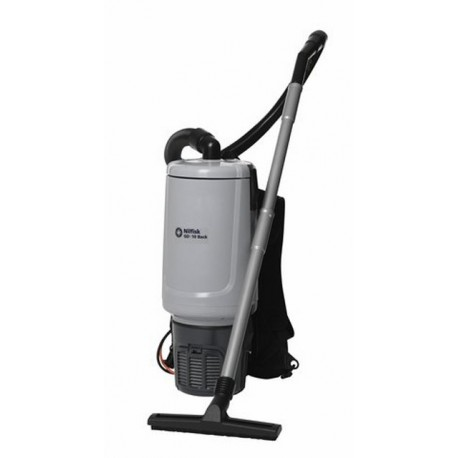 Nilfisk GD 5/10 – Battery Powered Back Pack Vacuum