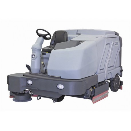 Nilfisk SC8000 –Industrial Combination Floor Sweeper/Scrubber Drier
