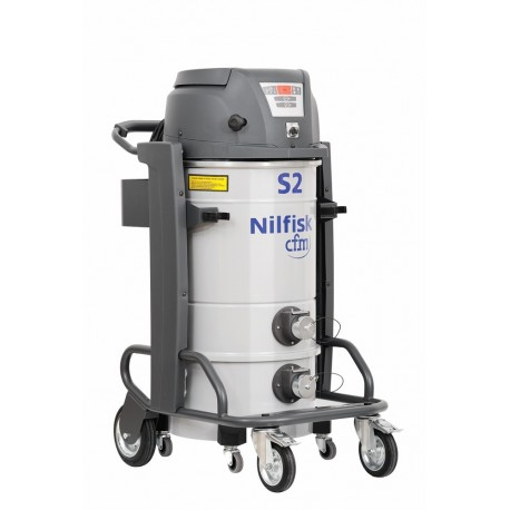 Nilfisk-CFM S2 L40 MC – 240V Hazardous Dust Vacuum