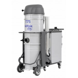 Nilfisk-T75 – Heavy-Duty Industrial Three-Phase Vacuum Cleaner