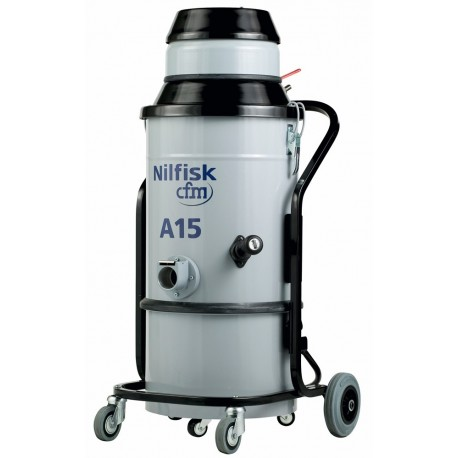 Nilfisk-CFM A15 – Industrial Compressed Air Vacuum