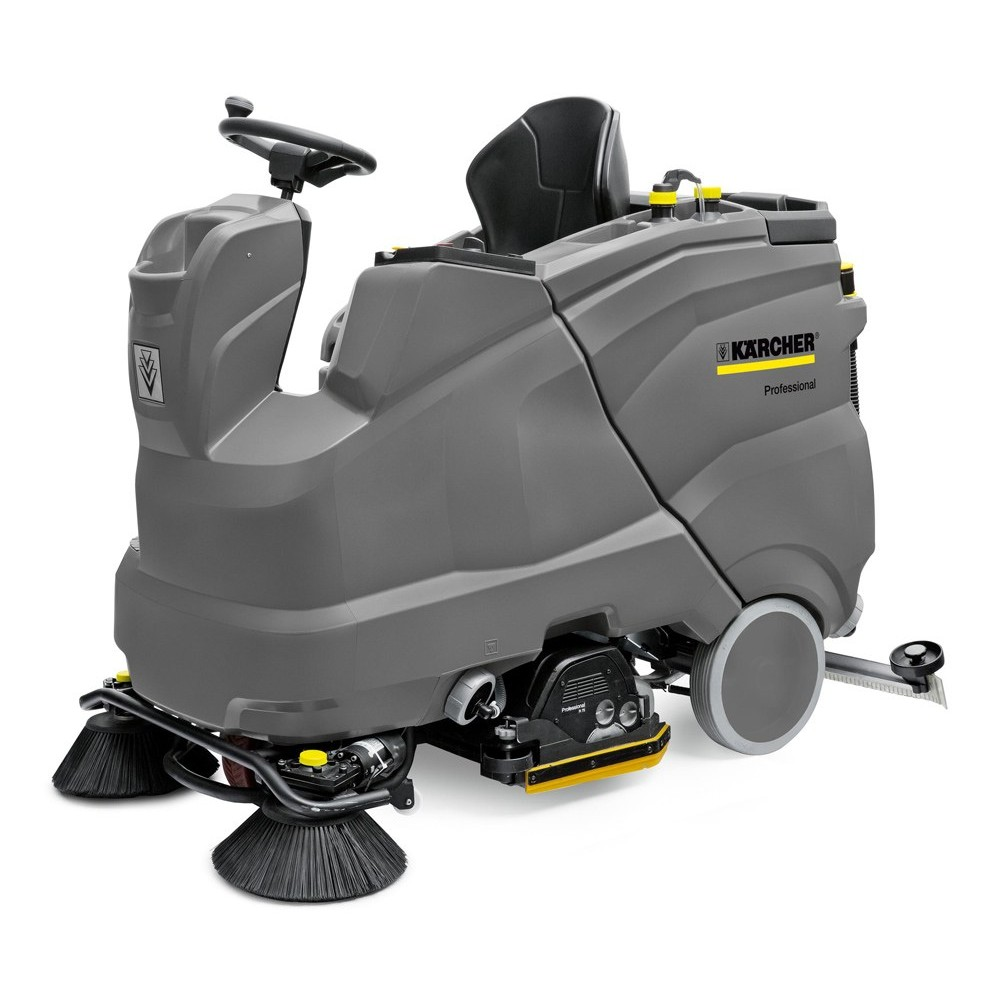 Karcher Ride On Scrubber Driers