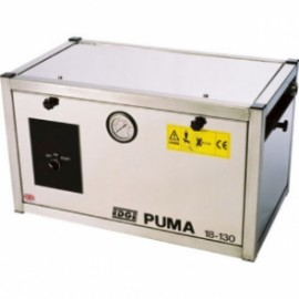 EDGE Puma 13-90 – Wall-Mounted Industrial Stainless Steel Pressure Washer