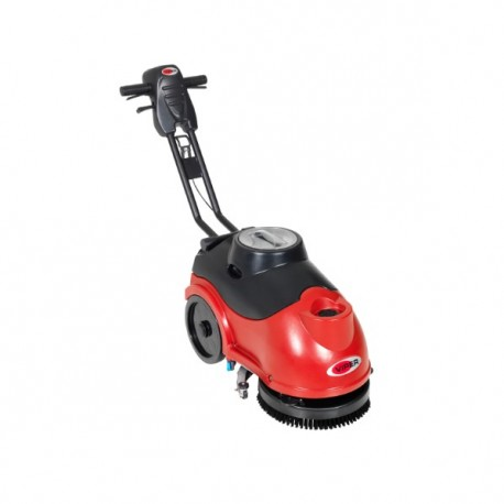 Viper AS 380/15 - Compact Walk Behind Scrubber Dryer