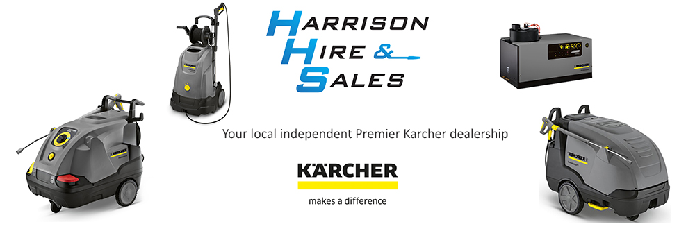Karcher Hot Pressure Washer Range