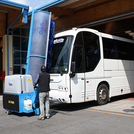 Iteco Bus Wash Machine