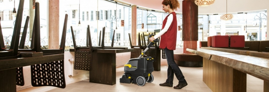 A Buyers Guide for Floor Cleaning Equipment
