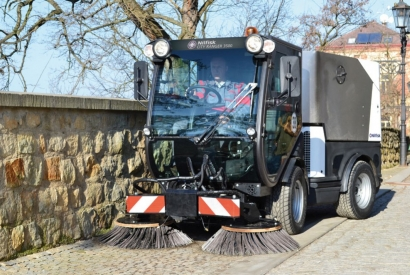Street Cleaning: Can one piece of equipment do it all?